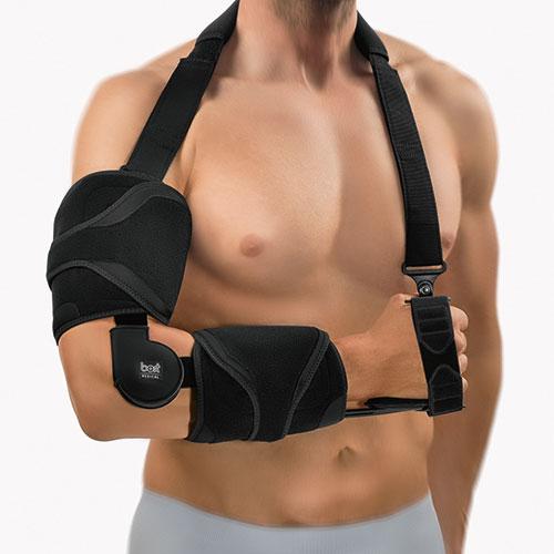 Orteza stawu łokciowego Support Elbow  ROM Brace