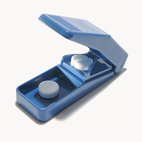 BORT EasyLife rozdzielacz tabletek niebieski