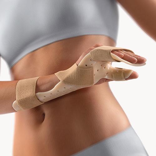 Orteza na kciuk, dłoń i przedramię Paresis Splint