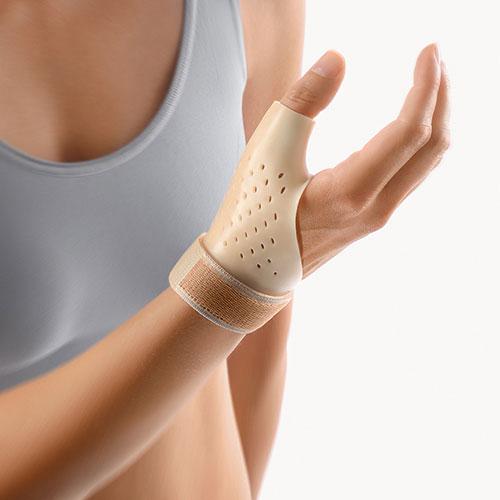 Termoplastyczna orteza kciuka SellaFix N