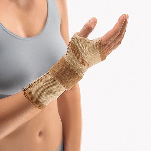 Stabilizator nadgarstka i dłoni ManuZip Bort