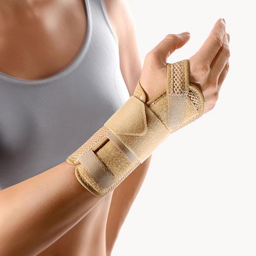 Stabilizator nadgarstka i dłoni ManuStabil - wersja krótka
