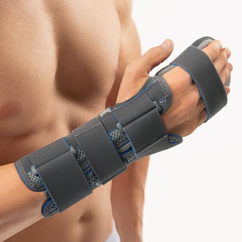 Orteza na dłoń, nadgarstek i przedramię Bort