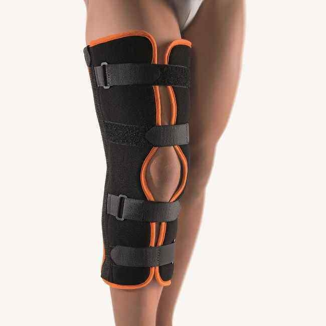 Pooperacyjny stabilizator kolana dla dzieci