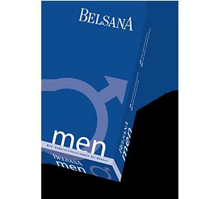 Belsana podkolanówki uciskowe dla mężczyzn