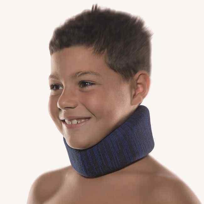 Kołnierz ortopedyczny dla dzieci
